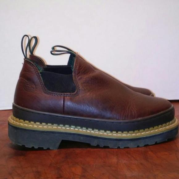 64200c3fd87 Georgia Giant Romeo work shoes NWOT
